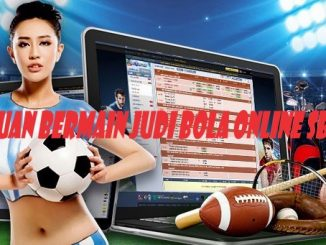Panduan Bermain Judi Bola Online Sbobet